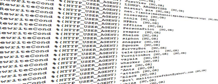 IPs und Bots mittels der .htaccess sperren