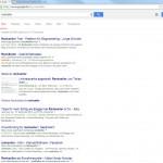 2014-08-18: Google SERPS zu Rankseller